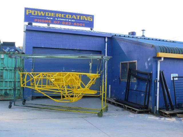 Powdercoating, Cambridge NZ