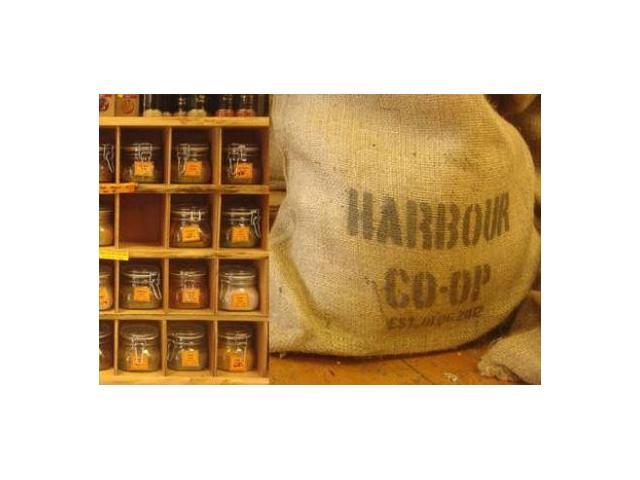 Harbour Co-op, your friendly Organic Shop!