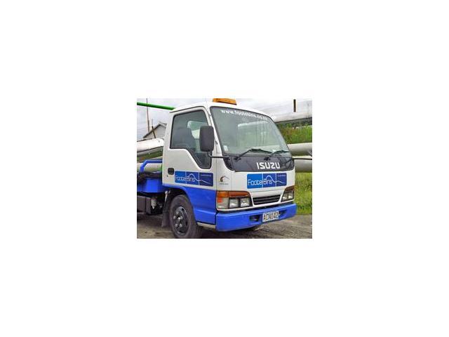 Foote Bins Truck