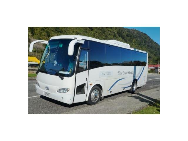 available for tours and charter