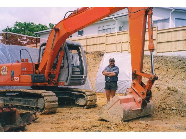 Any size excavator avaliable.