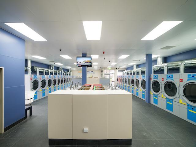 60 Super size Washers and Dryers