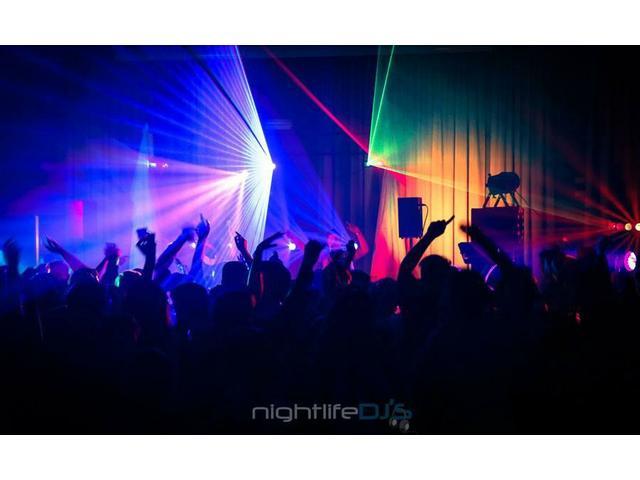Nightlife DJ's - After Ball Set Up