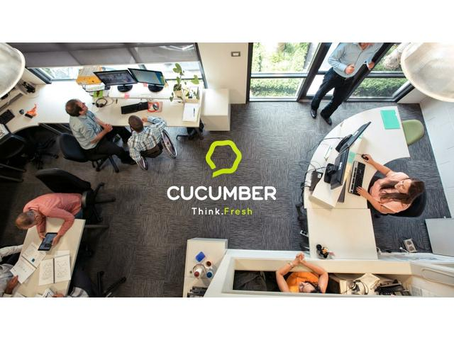 Cucumber - A Digital Agency that's equal parts strategy, design & technology.