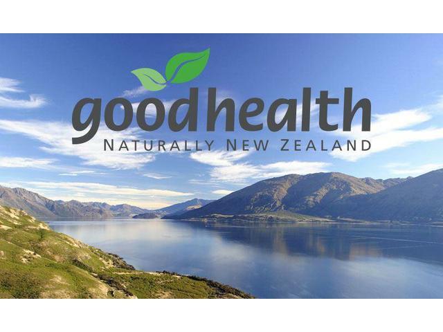Good Health, Naturally New Zealand