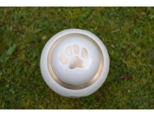 Paw Print Urn, a unique way to treasure your pet