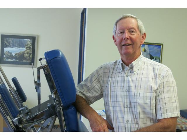 Dr. Garth Cheyne