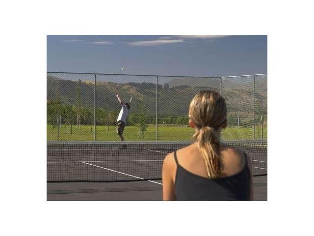 Arrowfield Mews, Arrowtown - Outdoor Tennis Court