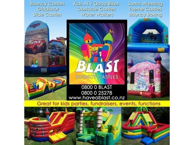 Come have a blast