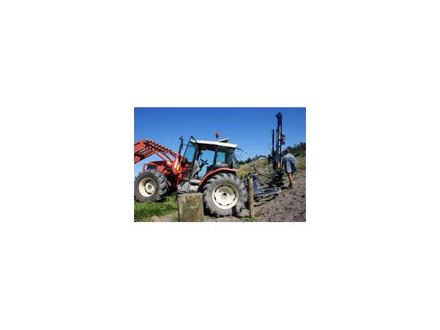 Total fencing Solutions tractor