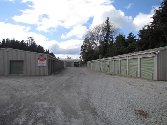 Ridgeway Storage Taupo is located near Stag Park