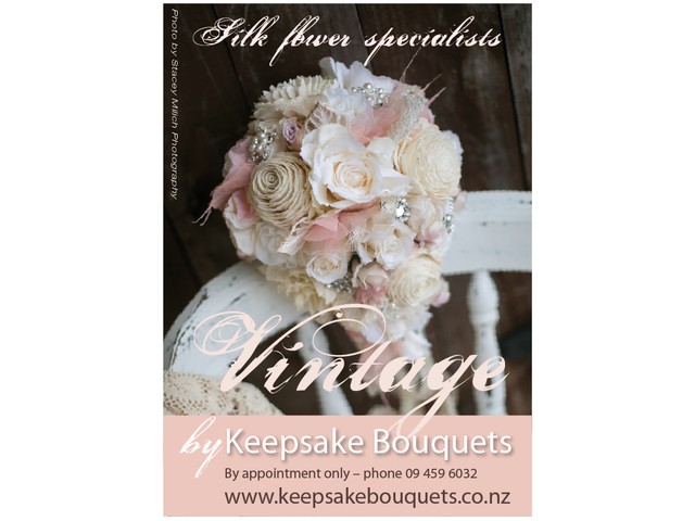 For all your vintage bouquet needs!