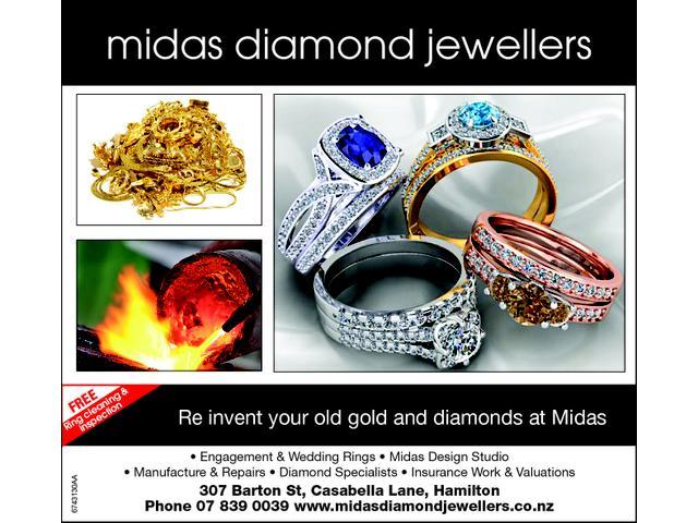 Midas Jewellery Repair Centre